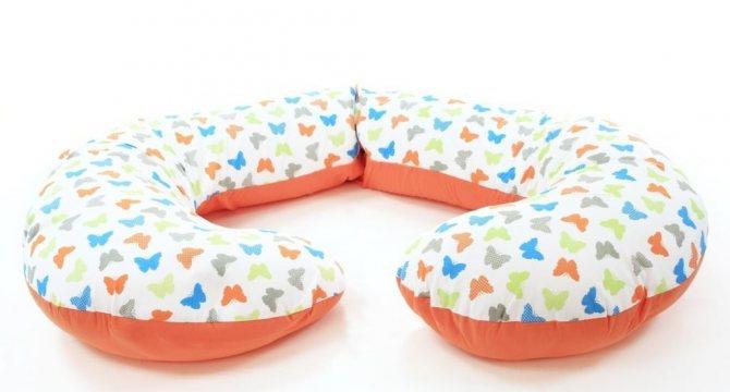 Подушка для кормления грудного ребенка - обзор лучших с ценами