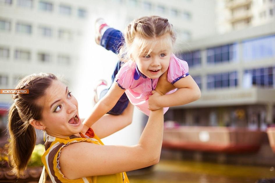 10 магических способностей, которые появляются, когда мы становимся мамами