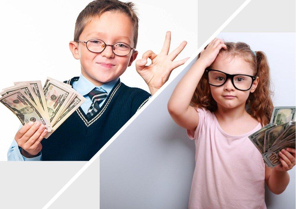 Дети и деньги: основные правила и распространенные ошибки в финансовом воспитании ребенка