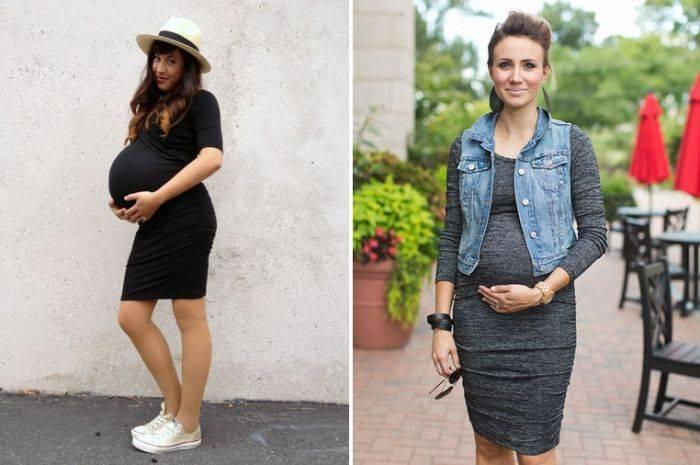 Мода для беременных: как выглядеть стильно в интересный период