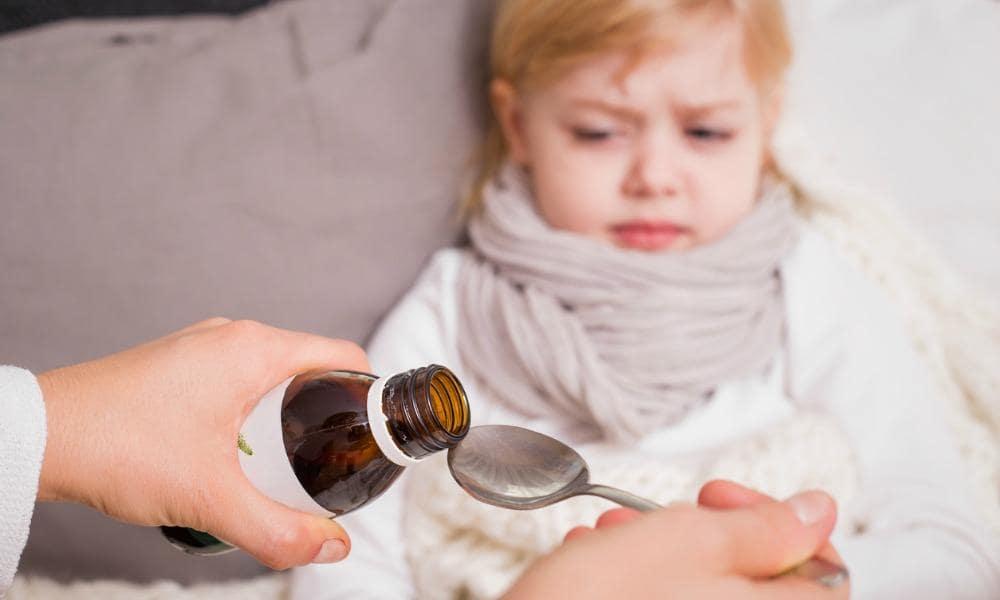 Ночной кашель у ребенка: причины. как остановить? лечение