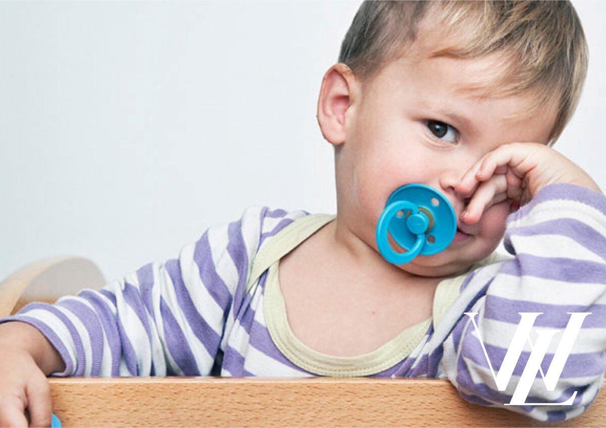 Как отучить ребенка от соски - 10 советов, проверенных временем
