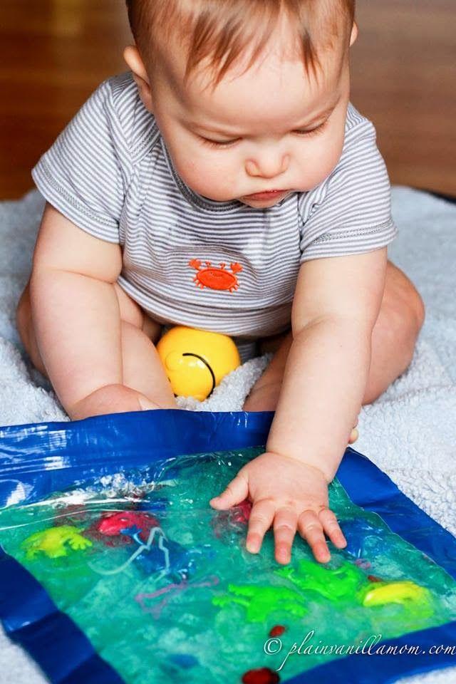 Совершенствование навыков в 6 месяцев: чему учить и как развивать ребенка?