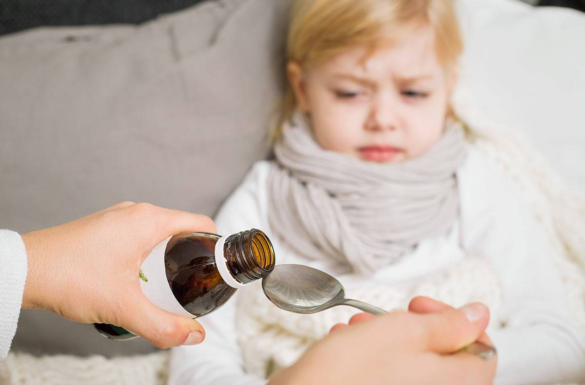 Коклюш: симптомы, диагностика, лечение