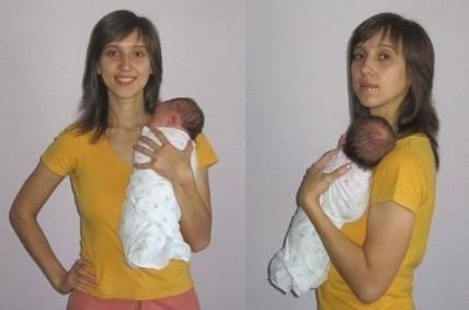 Как правильно держать ребенка столбиком, видео. как правильно держать младенца. как носить столбиком новорожденного. | ребенок и мама