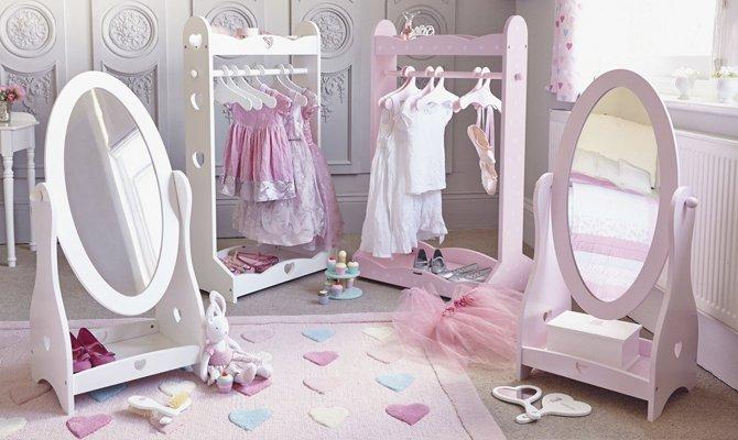 Выбираем зеркало в детскую комнату   ремонт квартиры своими руками