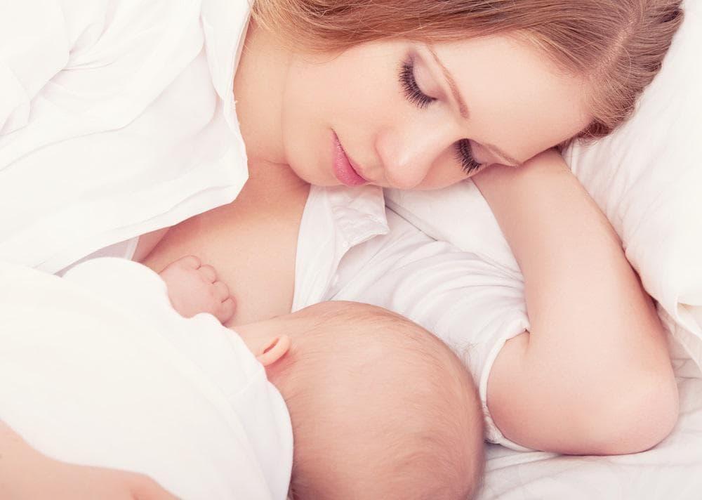 Как сохранить грудь упругой после беременности и кормления