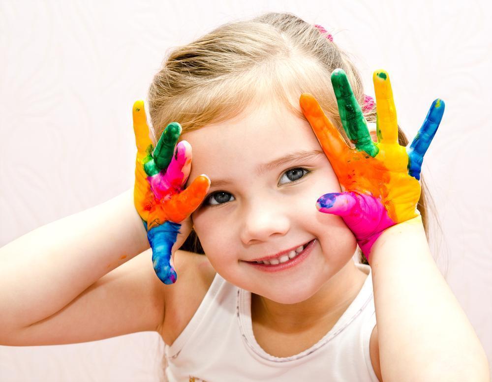 Как научить ребенка различать цвета в 3 года и раньше