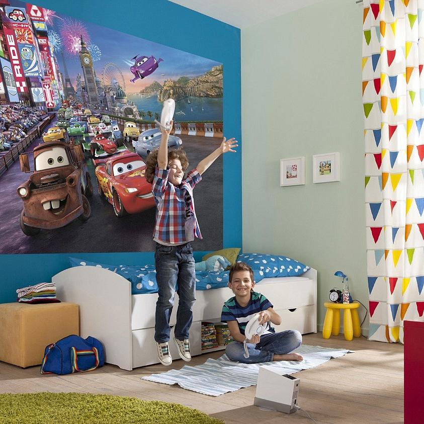Обои в детскую комнату: фотографии красивого дизайна, варианты оформления интерьера