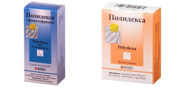 Препарат полидекса и его аналоги