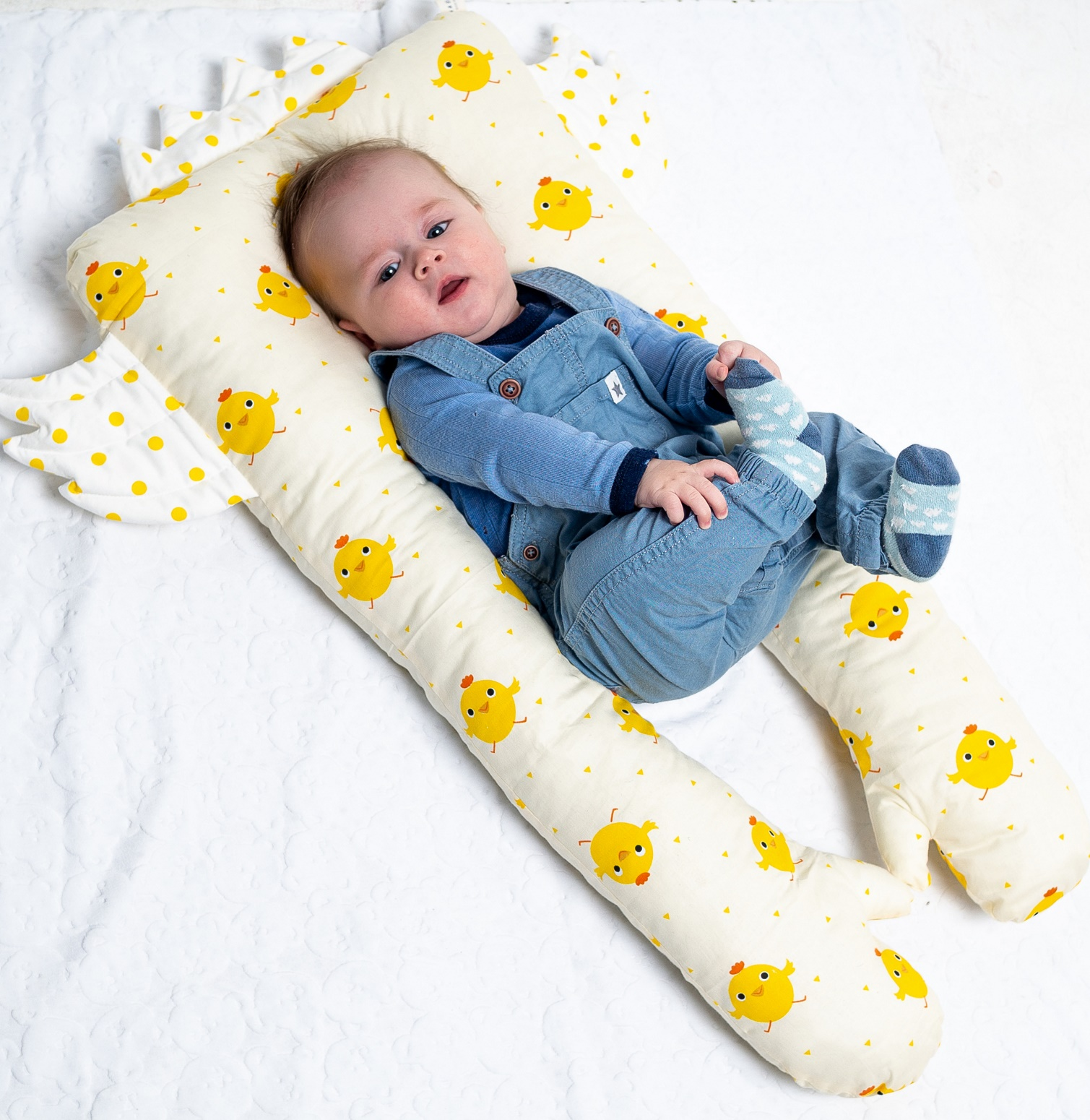 Позиционер для сна новорожденного | уроки для мам