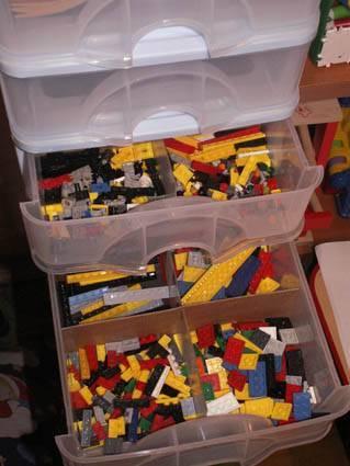 Как правильно хранение лего: в дома в детской комнате, идеи для хранения