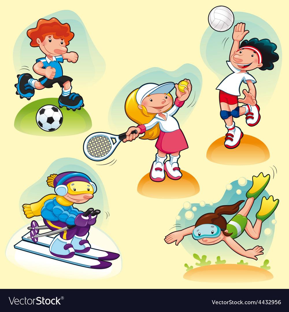 10 лучших спортивных секций для мальчика