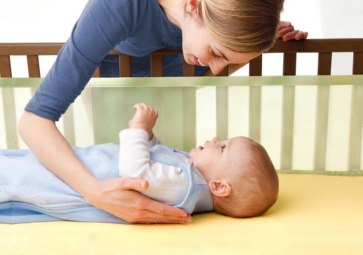 Как отучить ребенка от укачивания просто и с интересом для него