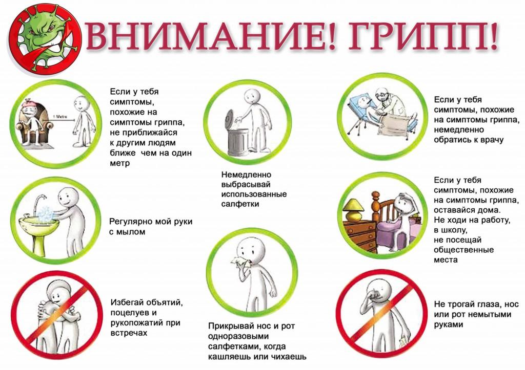Для профилактики гриппа и простуды лекарства: список лучших