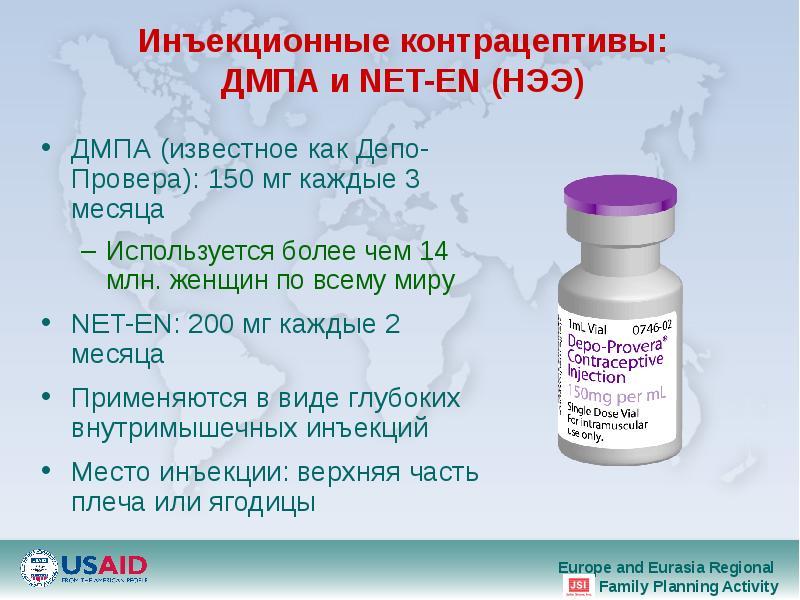 Укол против беременности для женщин: что такое инъекционные средства-контрацептивы, эффективен ли препарат ДМПА?
