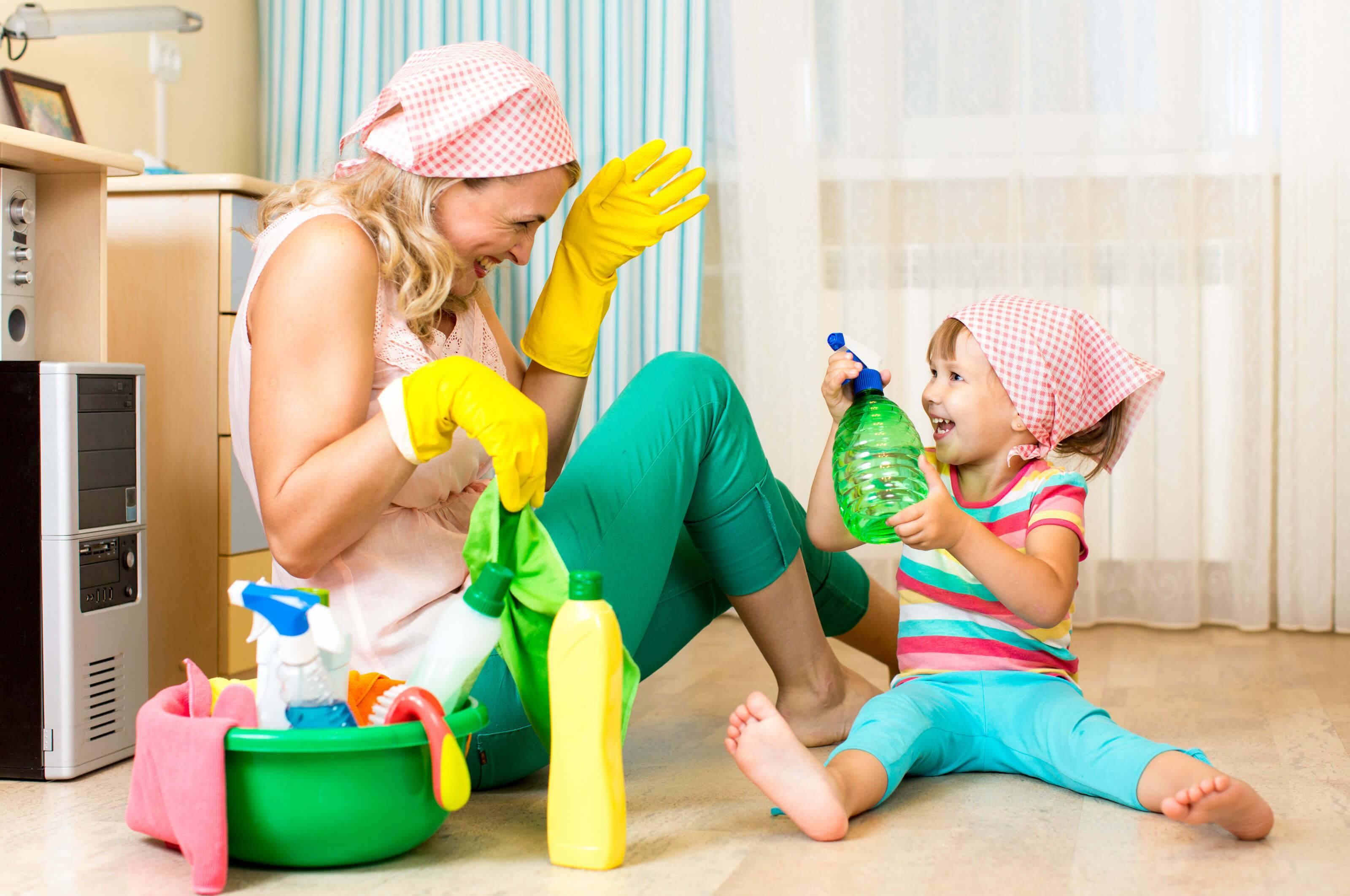 Как молодой маме сэкономить время и силы: 7 полезных советов