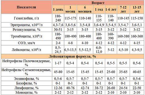 Цветовой показатель крови: 7 причин и 3 типа малокровия - диагностика
