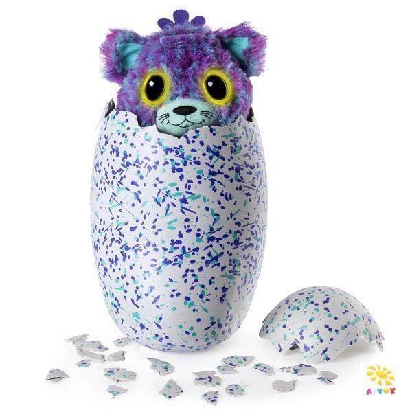 Hatchimals – мировая детская игрушка с сюрпризом внутри