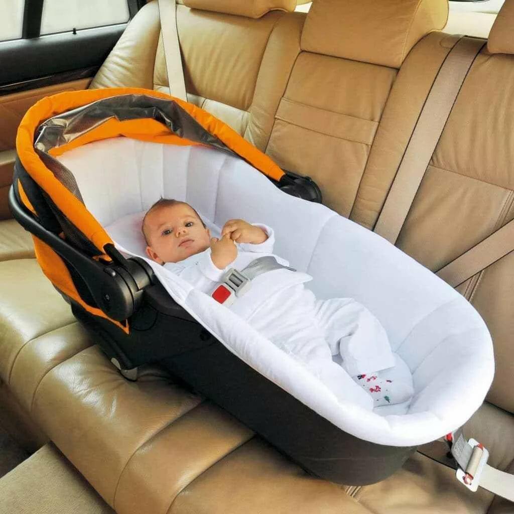 Что лучше для новорожденных автолюлька или автокресло? | в чем разница