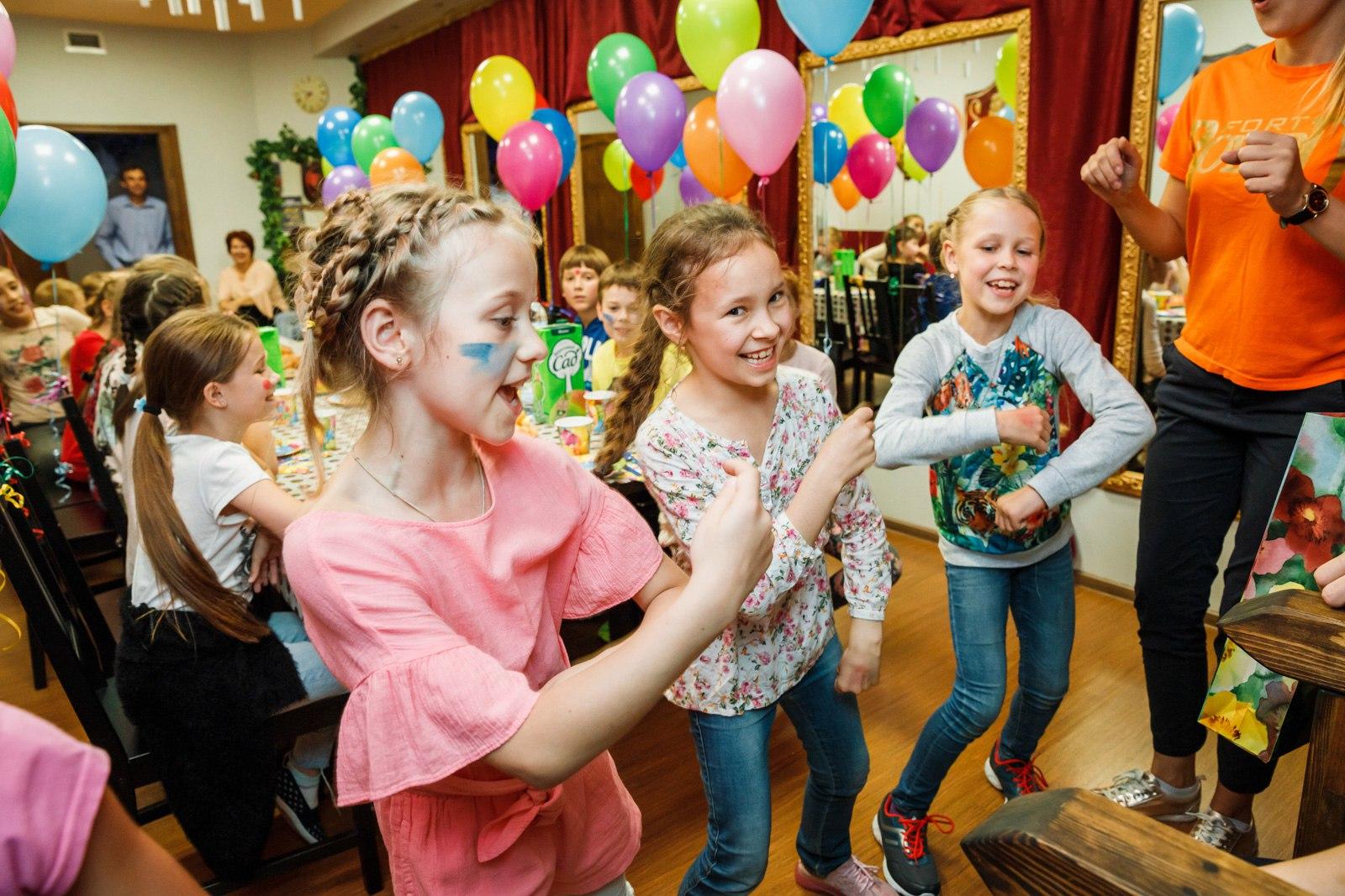 Конкурсы на день рождения для детей | активная мама
