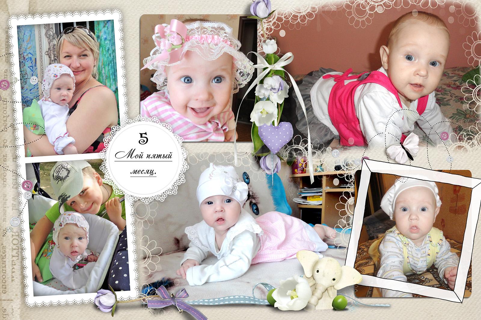 Фото детей до года по месяцам. 10 идей для фотосессий и 100 фото