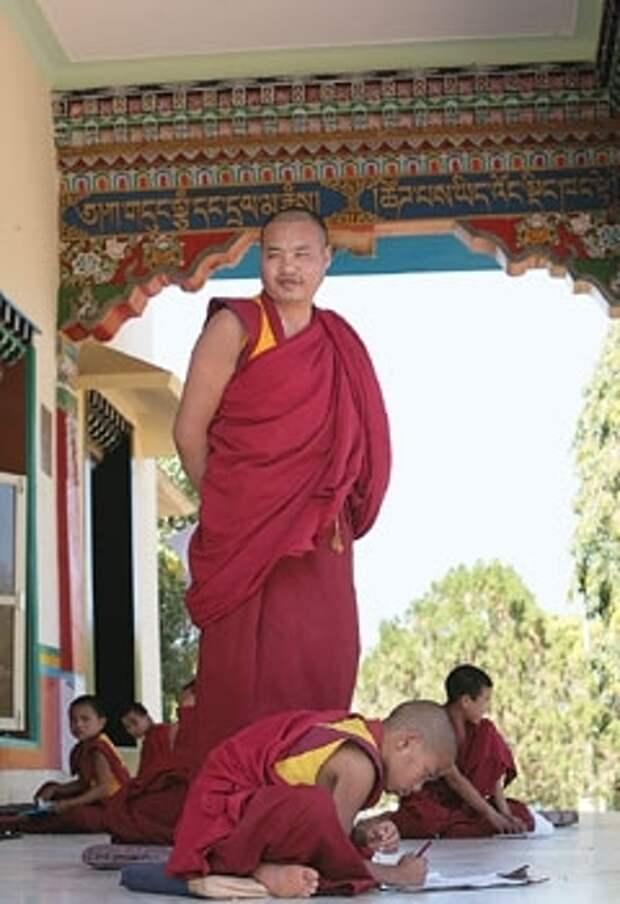 Воспитание ребенка в тибетских традициях