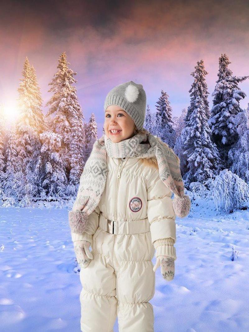 Одеваем малыша для зимней прогулки - выбираем зимний комбинезон