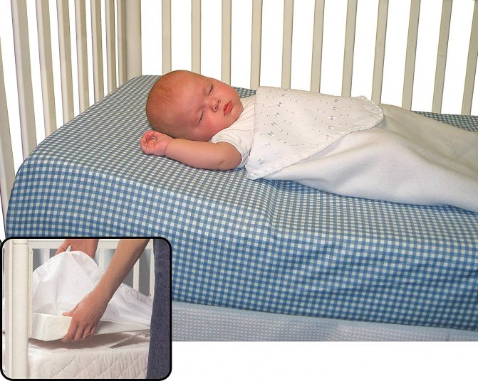 Подушка для новорожденных детей: когда ребенок может спать на ортопедической подушке, как ее выбрать, нужна ли подушка новорожденному / mama66.ru