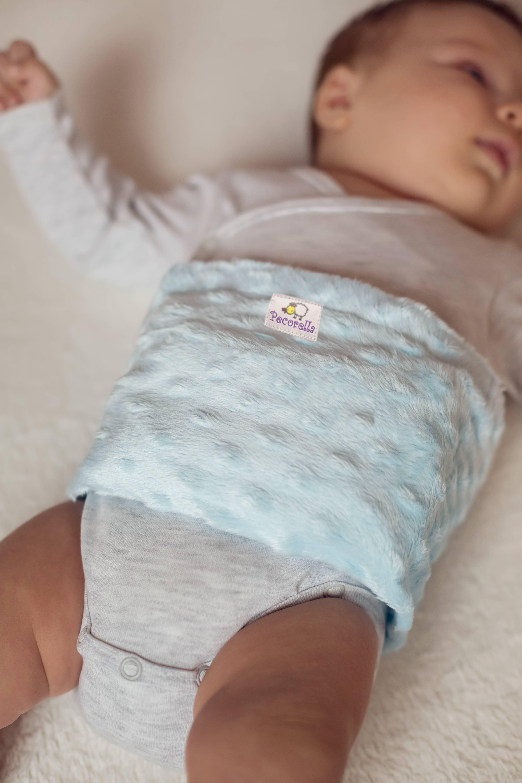 Пояс от коликов для новорожденных   уроки для мам