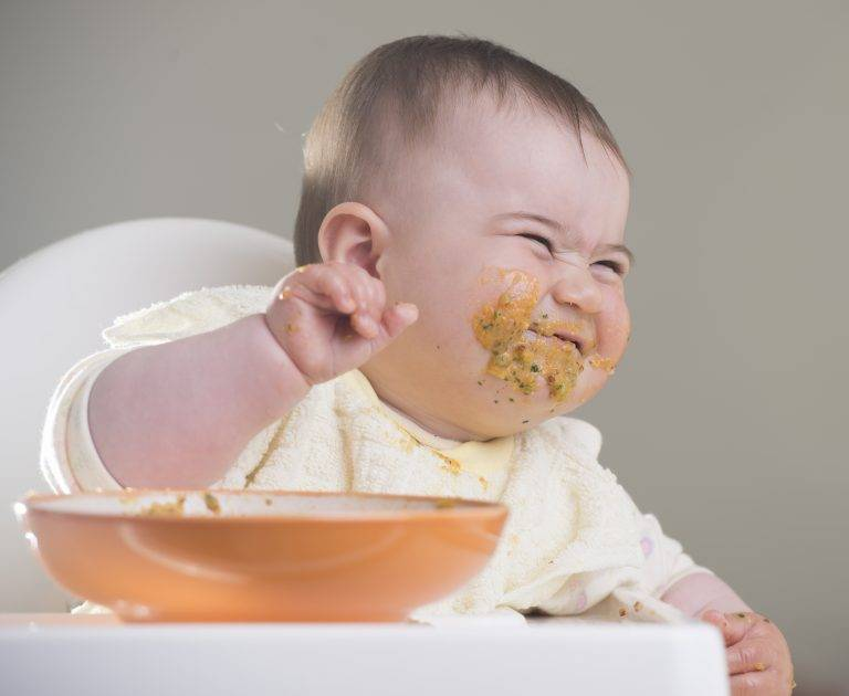 Вводим прикорм. подготовка ребенка к первому прикорму