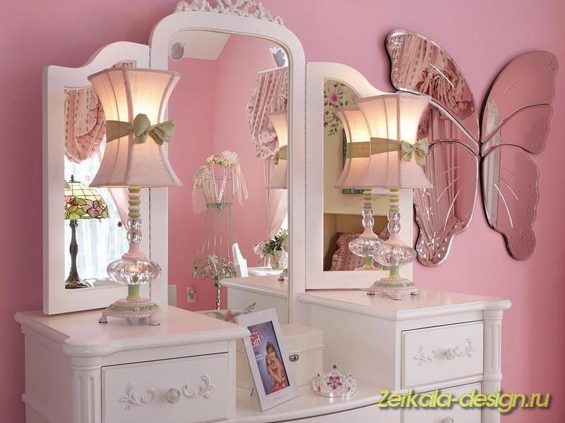 Зеркало в спальне: хорошо или плохо, оптимальное расположение в комнате