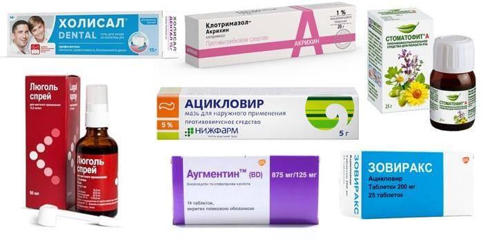 Спрей от стоматита: обзор самых эффективных препаратов
