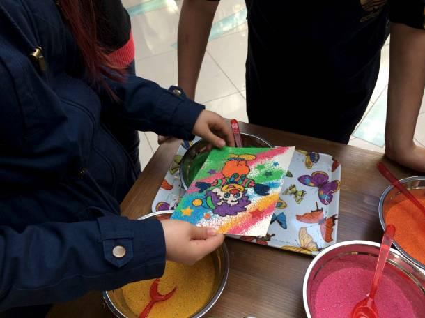 Мастер-класс для педагогов «песок— волшебный материал для творчества. рисование песком». воспитателям детских садов, школьным учителям и педагогам - маам.ру