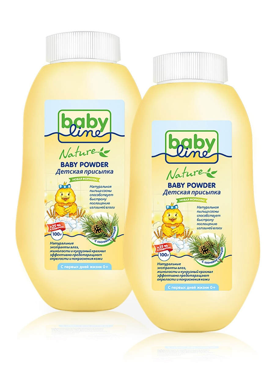 ТОП-7 лучших детских присыпок для нежной кожи малыша