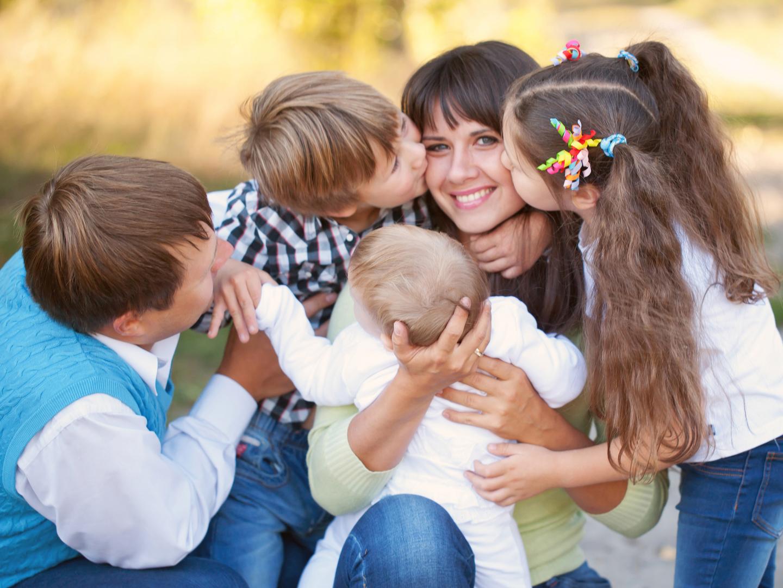 Клуб многодетных: профессиональное выгорание родителей | православие и мир