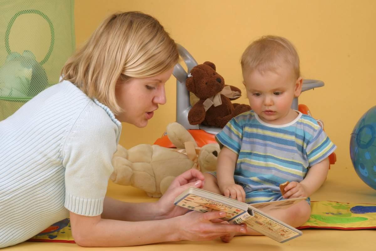 Как научить ребенка говорить −когда материнская интуиция может различаться с популярными методиками?