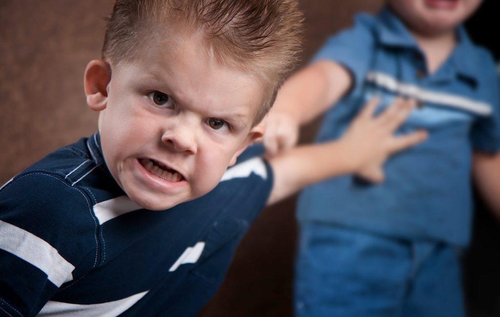 Преодоление детской агрессии | уроки для мам