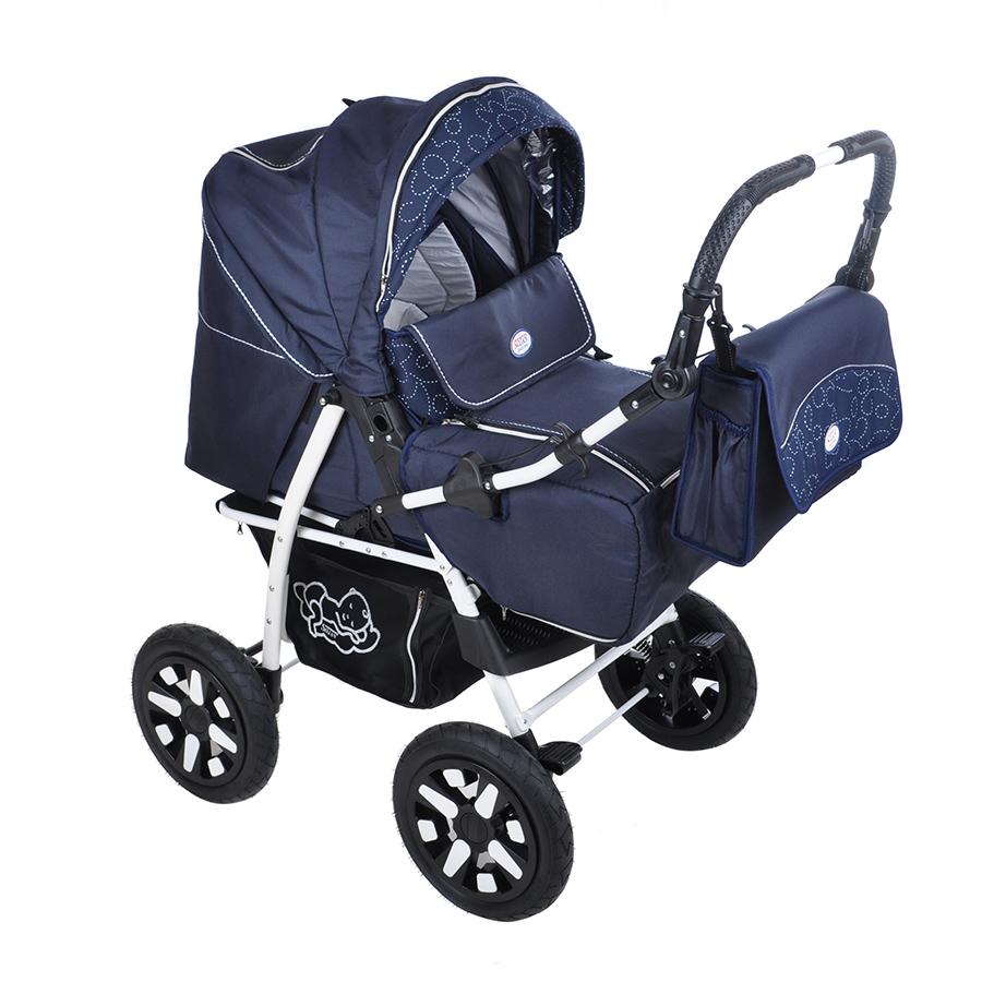 Как выбрать коляску для новорожденного