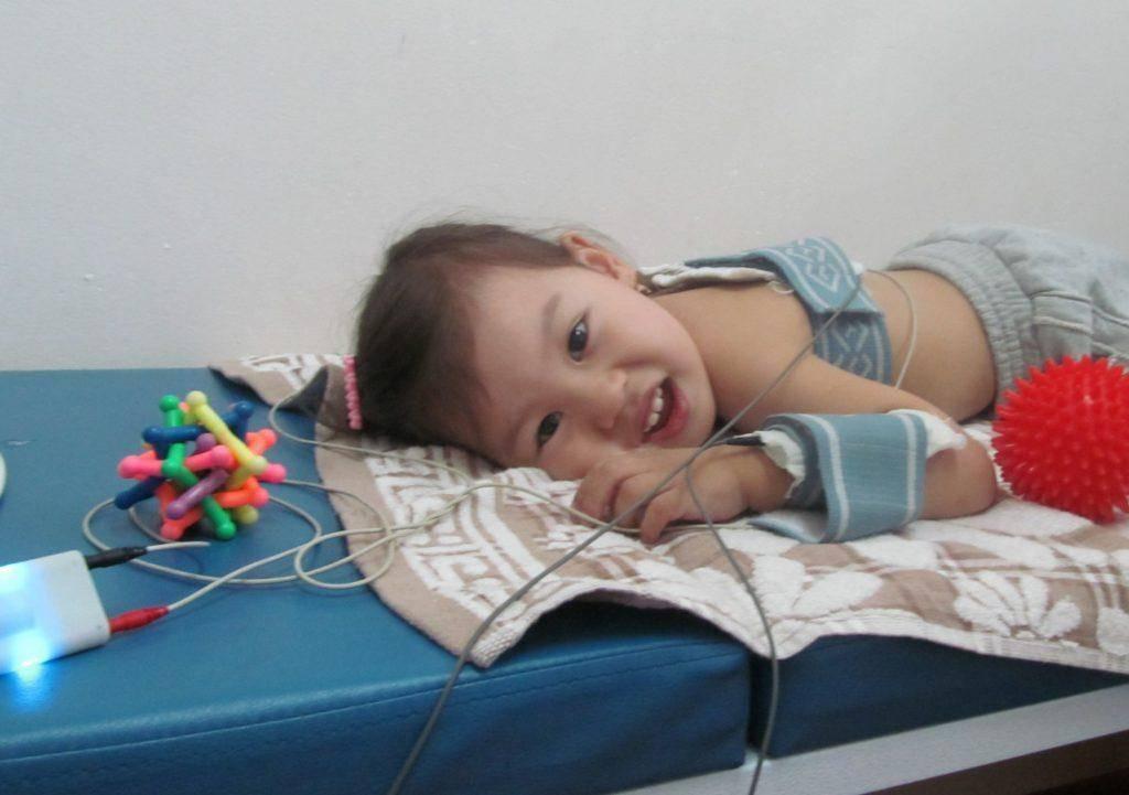 Электрофорез с бромом для детей