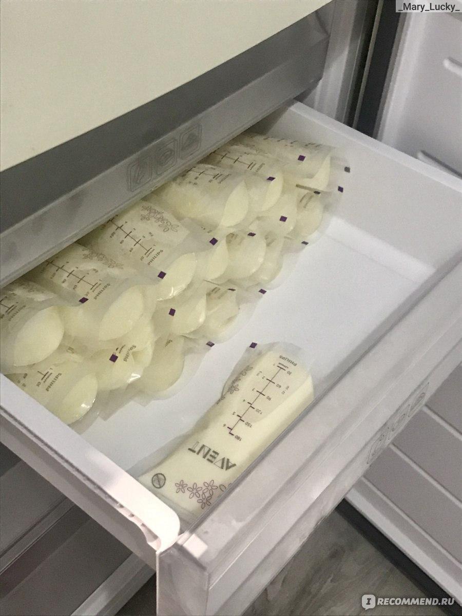 Как заморозить грудное молоко: сроки хранения, правильная разморозка