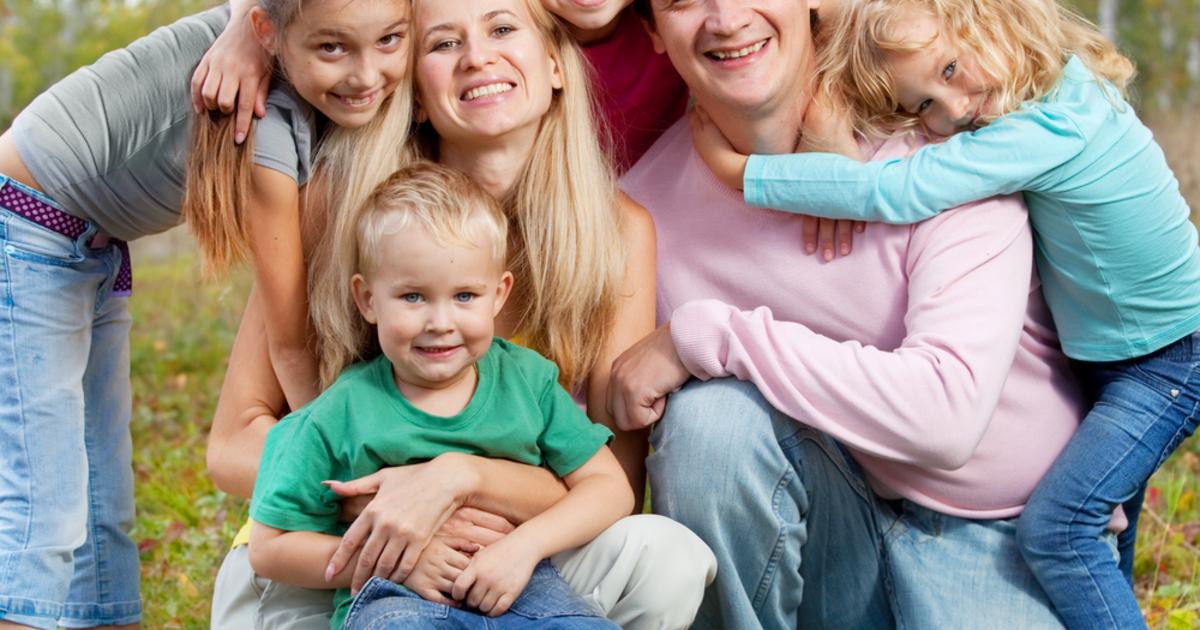 Правда ли что в многодетной семье затраты на одежду одного ребенка