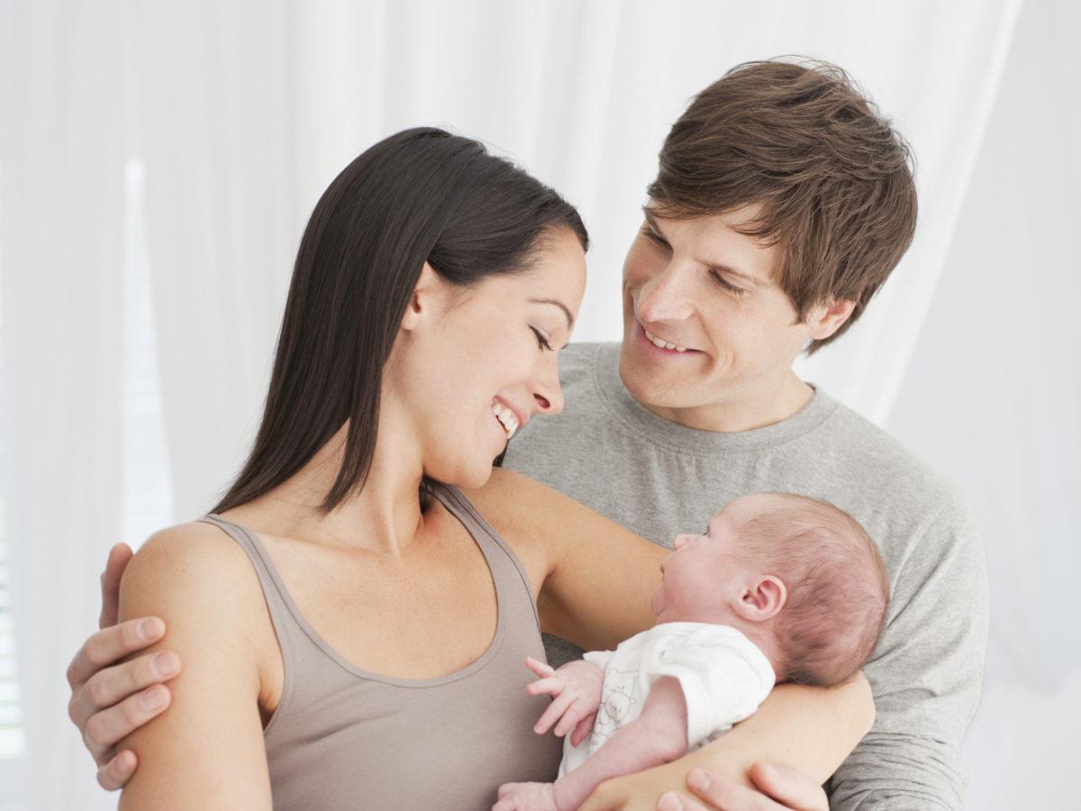 Как наладить отношения с мужем после рождения ребенка