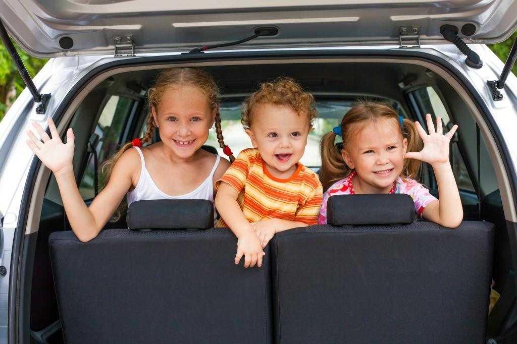 Путешествие с ребенком – советы родителям малышей