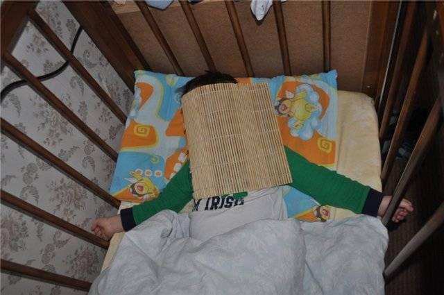 Как уложить ребенка спать… оставшись при этом в трезвом уме и твердой памяти