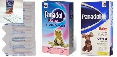 Детский панадол: инструкция по применению, как давать детям разного возраста