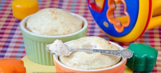 Мясное суфле для детей 1 года. мясное суфле для ребенка 1 год — рецепты на пару и в духовке | здоровое питание