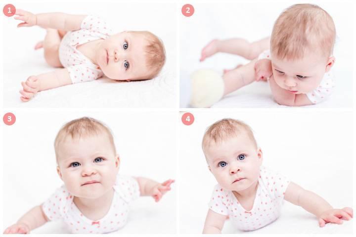Когда дети начинают переворачиваться? | во сколько месяцев ребенок переворачивается со спины на бок и на живот