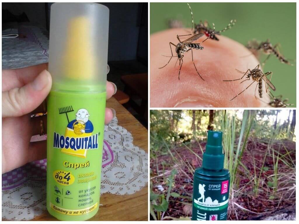 Средства от комаров для самых маленьких. детское здоровье
