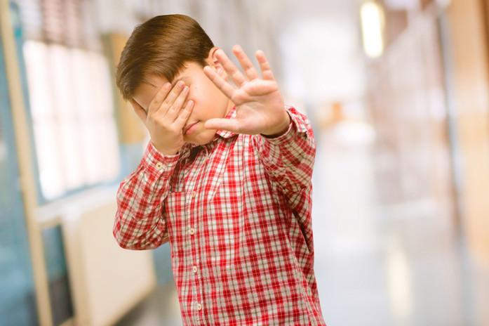 Что делать, если уменя застенчивый ребенок?